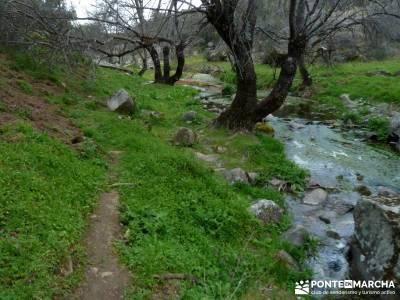 Molinos Río Perales; rutas de senderismo cerca de madrid; agencias senderismo;fotos sierra cazorla